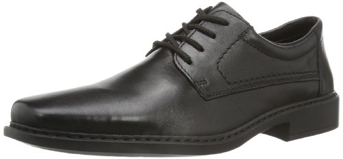 Rieker Lace-Up-Men, Herren Derby Schnürhalbschuhe